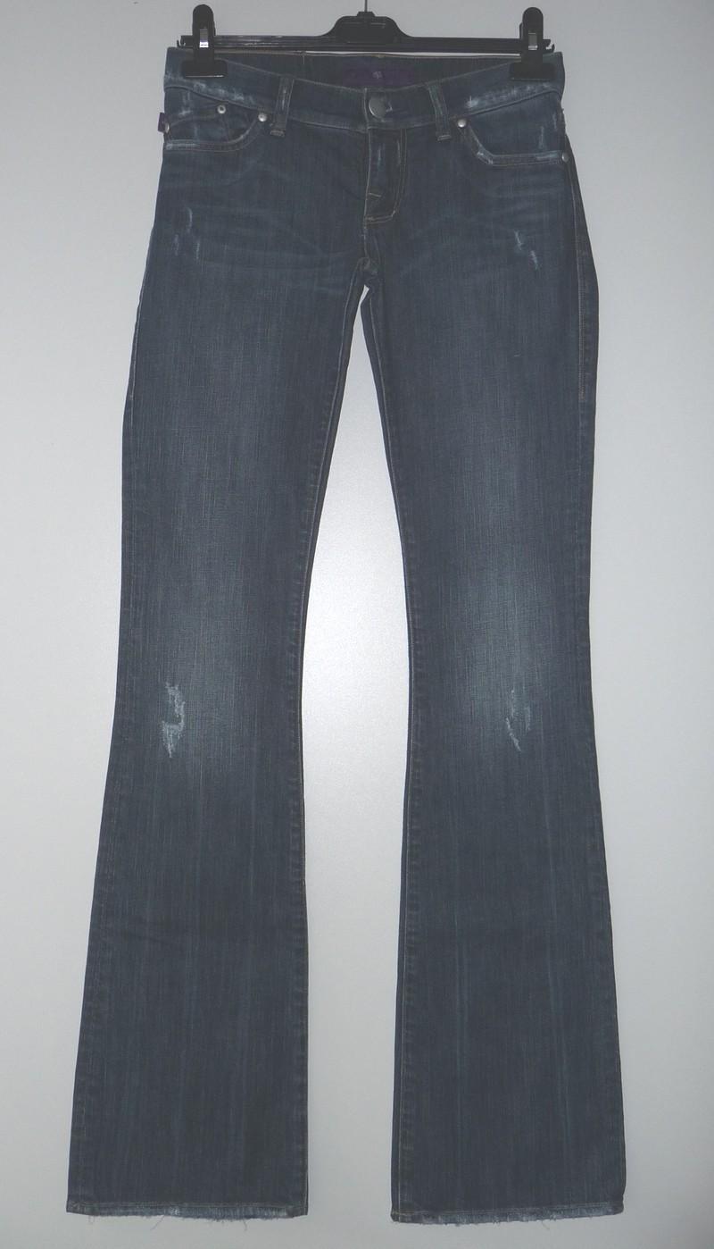 Speciale Victoria Beckham jeansbroek