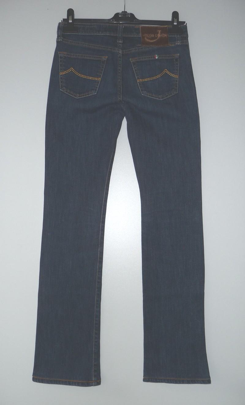Italiaanse handgemaakte jeans