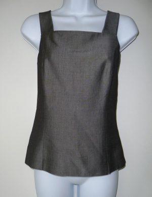 Stijlvol klassiek topje (design kleding)