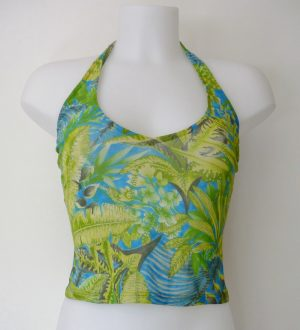 Zomers halter topje