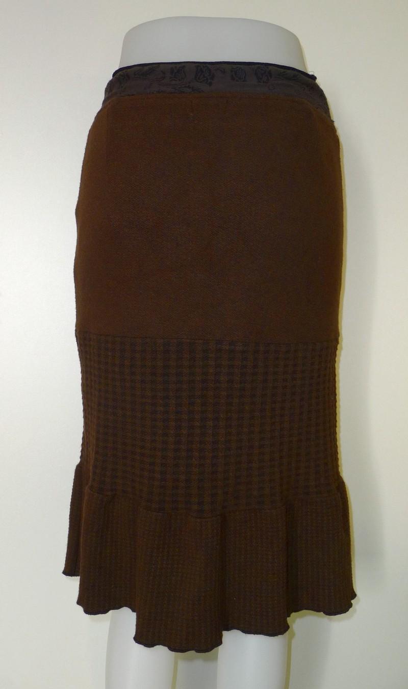 Halflange rok
