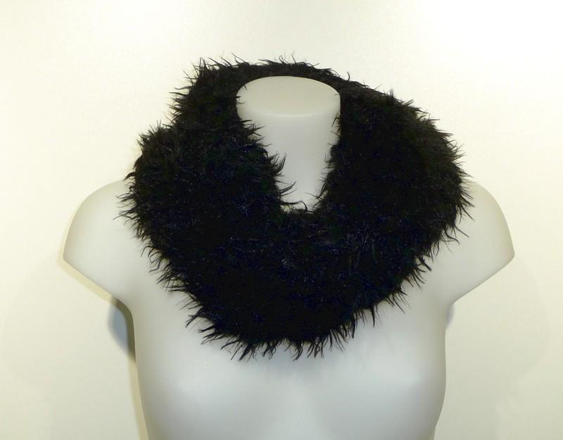 Ultrazachte tube sjaal