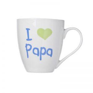 Tas I Love papa