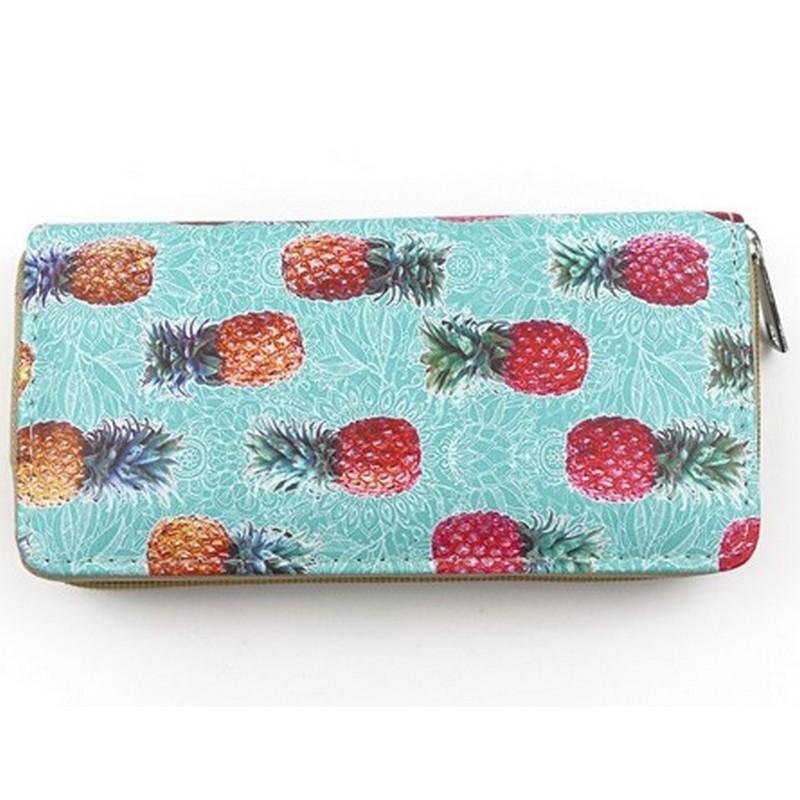 Portemonnee Pineapples