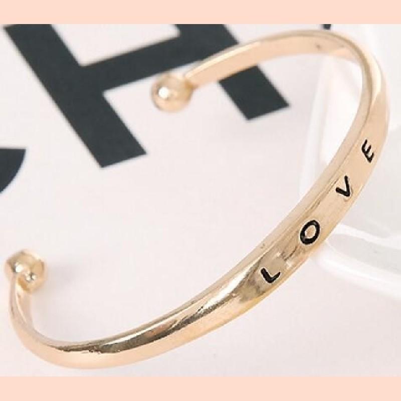 Love vriendschaps armband