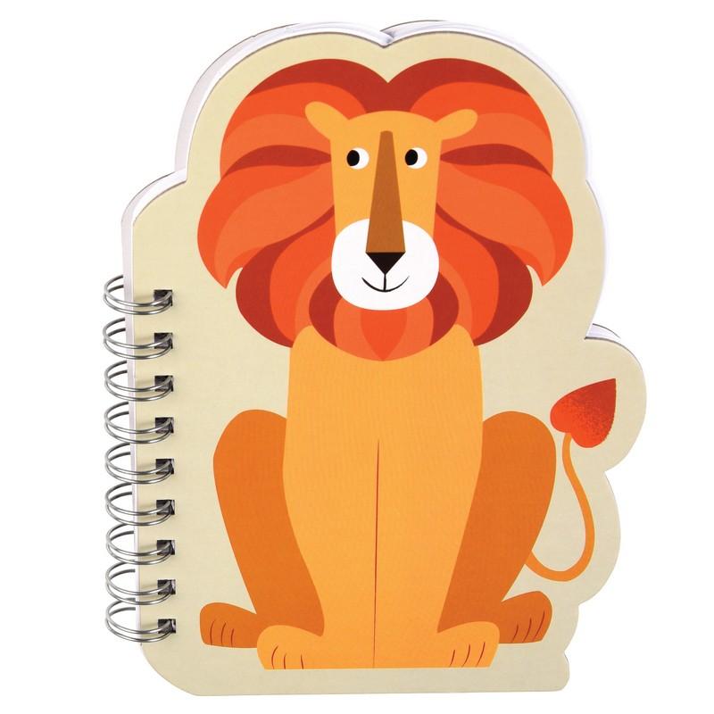 Spiraal notaboekje