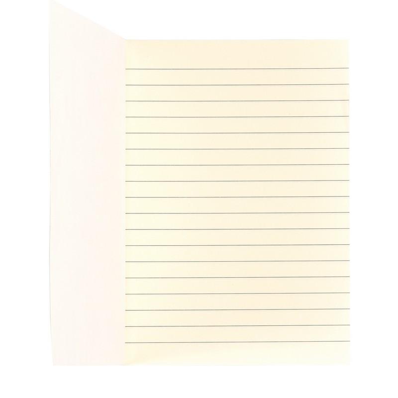 Notaboekje A6 met lijntjes