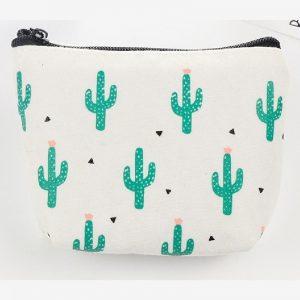 Portemonnee - sleuteltasje Cactussen