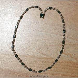 Halsketting magnetisch (kort)